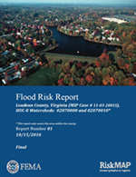Flood Risk Report Cover