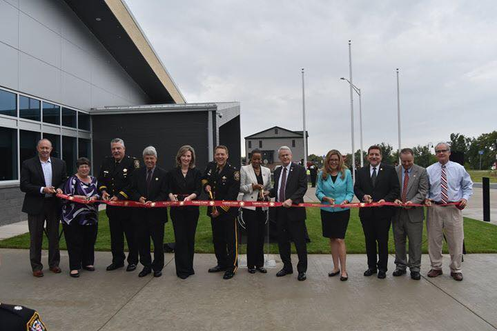 Ashburn Station Ribbon Cutting