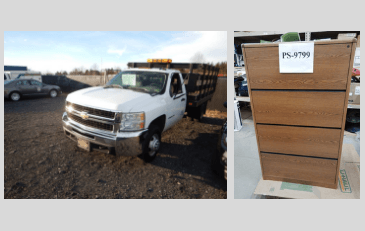 Photos of January 2019 Auction Items