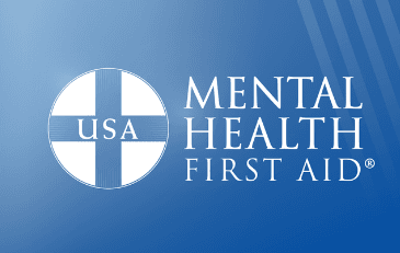 Image of Mental Health First Aid Logo