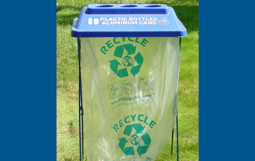 Photo of Recycling Bin for Events