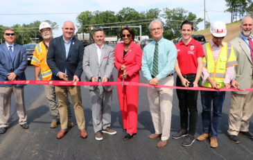 Photo of Crosstrail Ribbon Cutting