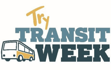 Image of Try Transit Week Logo