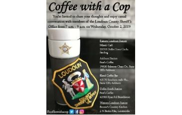 Coffee with a cop canva