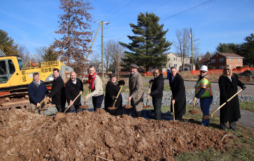 Photo of Riverside Parkway Groundbreaking-12-12-19