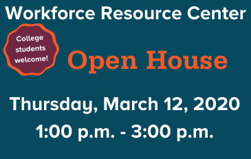 Image of open house graphic