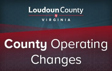 Image of Change in Loudoun County Operations graphic