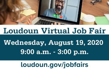 Image of Virtual Job Fair Slide