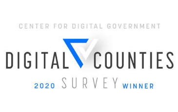 Image of Digital Counties Survey 2020 Winner Badge