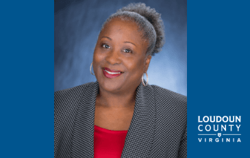 Photo of Assistant Loudoun County Administrator Valmarie Turner