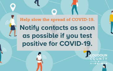 Link to updated information about contact tracing and COVID-19