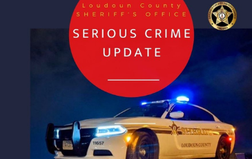 Serious Crime Update