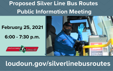 Link to information about proposed bus routes to silver line metrorail stations