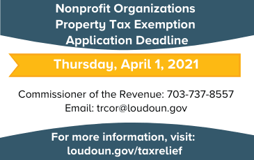 Link to information about nonprofit tax exemptions