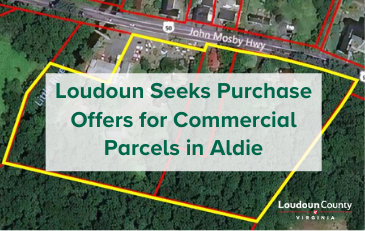 News Flash Aldie Assemblage Property Sale